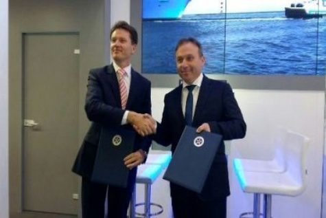 RS signs MoU with DAMEN on construction four Ice tugs