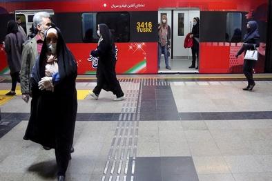 درخواست برای کاهش ساعت کاری مترومشهد