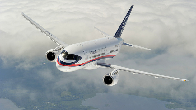 Thailand's Kom Airlines Signs LoI for Six Superjet 100s