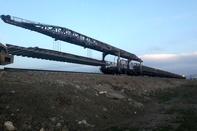 ◄ ریل گذاری بلاک نقده-شیرین بلاغ از سوی تراورس