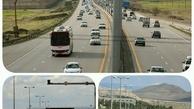 آخرین وضعیت تردد راههای استان قزوین