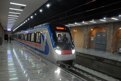 بمب گذاری مترو سرسبز و تخلیه مسافران شایعه است