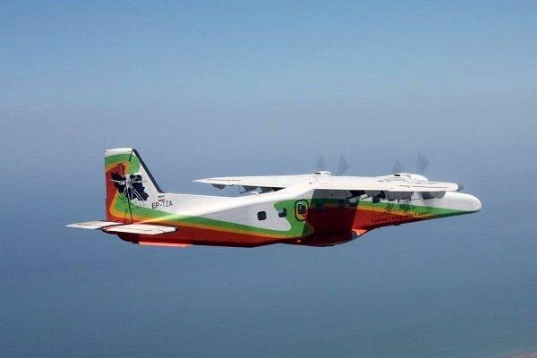 پرواز دومین هواپیمای سازمان نقشهبرداری علیرغم تحریمها
