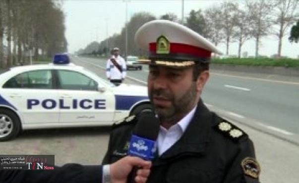 در خواست پلیس، پرهیز از عجله در رانندگی