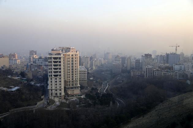 هشدار نسبت به آلودگی هوای کلانشهرها تا ۲ روز آینده