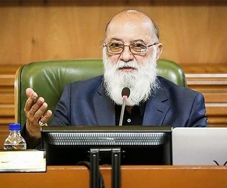چمران: حناچی تا انتصاب شهردار جدید مدیر شهر است