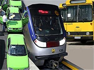 ناتوانی در ایجاد نهضت ایجاد زیرساختهای حملونقل عمومی