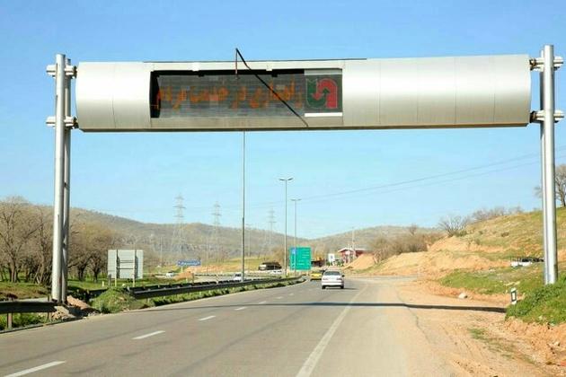 جوی آرام و ترافیکی روان در جادههای کشور