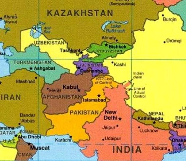 موانع توسعه روابط هند با ایران و کشورهای آسیای میانه