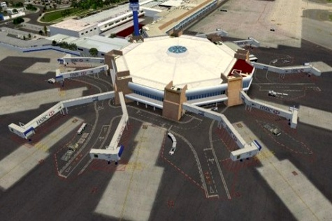 SITA installs its airport technology at Mexico's Cancun Airport