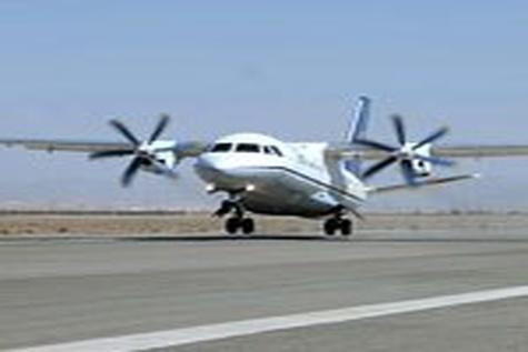 پروازهای شرکت هواپیمایی اترک به بجنورد برقرار میشود