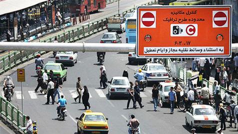 ثبت اعتراض خبرنگاران برای دریافت طرح ترافیک از امروز