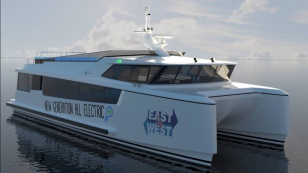 New Zealand to build its first fully-electric ferry