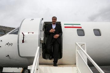 اسلامی: ایران دارای امنترین آسمان برای پروازهای عبوری است