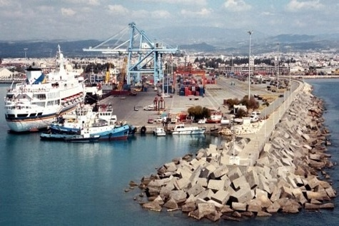"CYPRUS: €۱.۹ bln in ۲۵ years for Limassol port ""more than expected"""