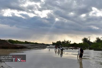 خسارات سیل در سیستان وبلوچستان