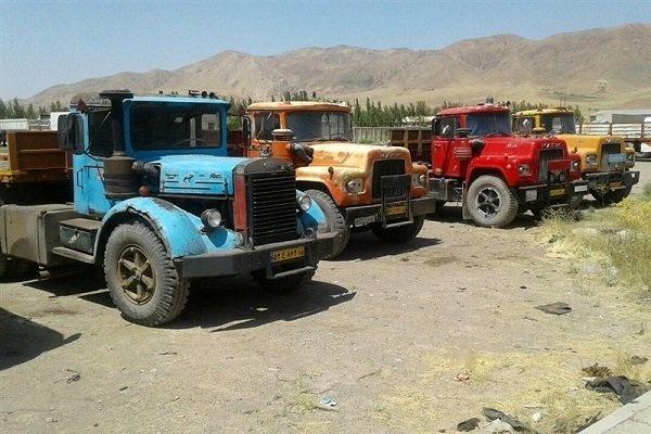 ترخیص کامیونهای دست دوم از گمرک بدون گواهی اسقاط فرسوده ممنوع شد