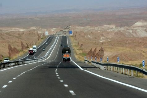 120 کیلومتر از آزاده راه تهران-قم ایمن سازی شد