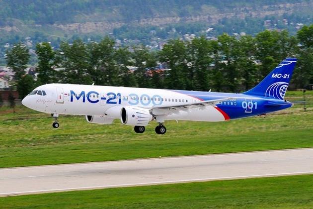 مشتریان هواپیمای جدید مسافربری روسیه!