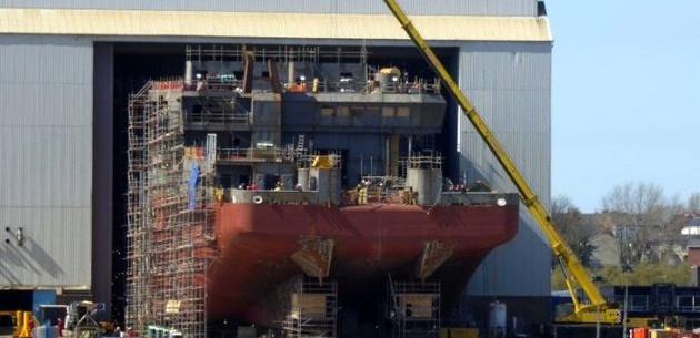 UK's new polar ship ready to launch