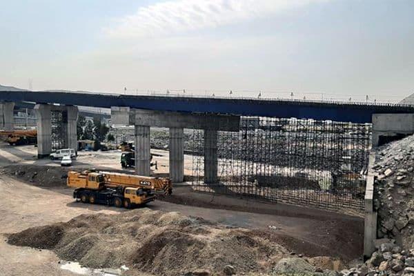 تلاش برای تکمیل تقاطع غیرهمسطح ثامن تا پایان تابستان سال جاری