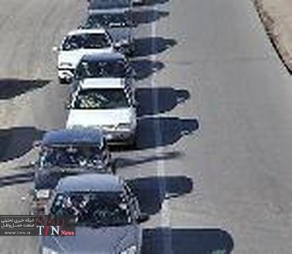 ۱۴ میلیون وسیله نقلیه در جادههای خوزستان تردد داشتهاند
