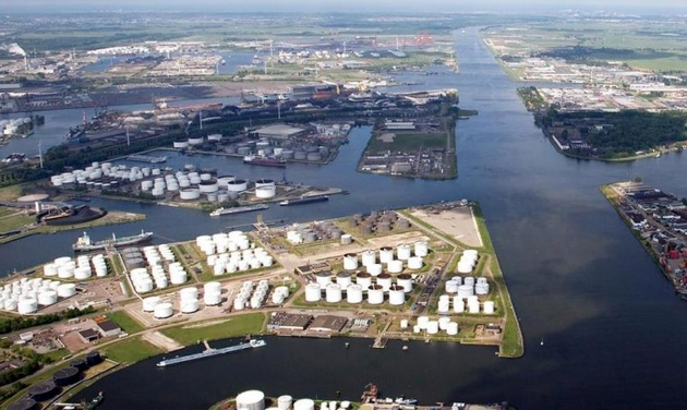 Port of Amsterdam- Words and Actions