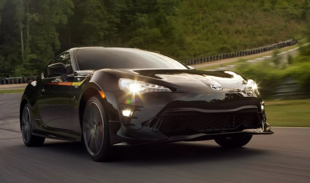 2019 Toyota 86 TRD Special Edition: Instant Collector