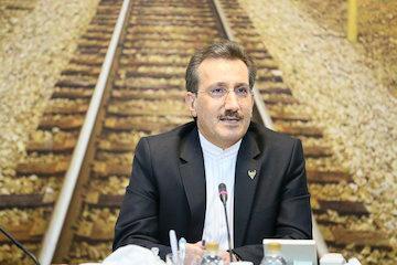 توسعه خطوط ریلی ایران با سوریه، عراق و ترکیه