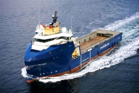 RS issues the first Polar Ship Certificate