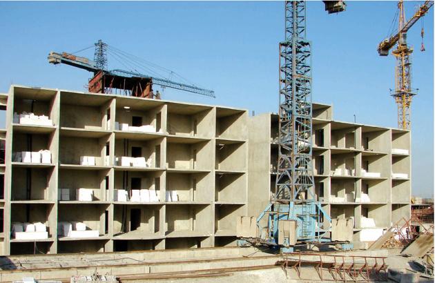 سیر نزولی عرضه جدید آپارتمان در کشور