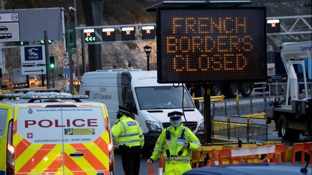 Keep trucks moving across France-UK border