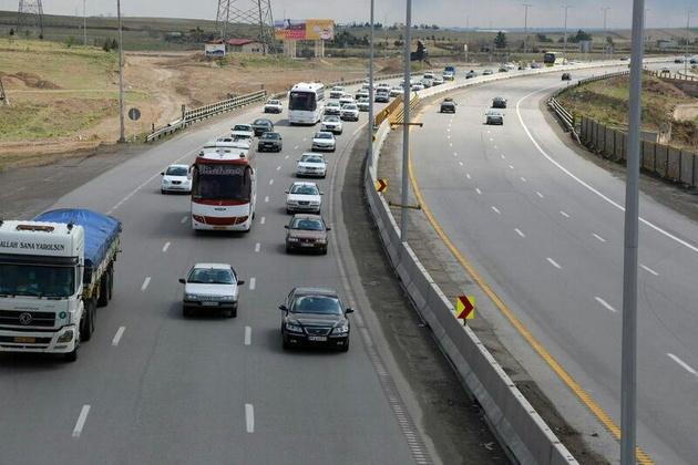استان کرمانشاه ۴۱۷ کیلومتر بزرگراه دارد
