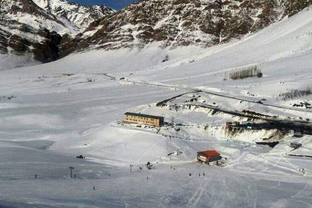 پیست اسکی فریدونشهر بازگشایی شد