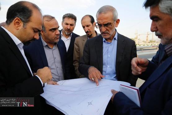 احداث 10خط مرکز جدید معاینه فنی در تهران