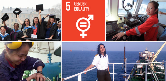IMO enhances women knowledge in port management