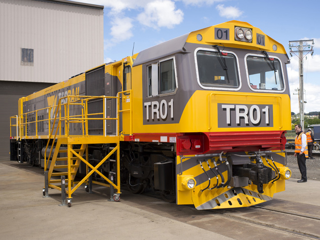 TasRail selects freight planning software