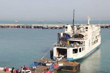 بندر لنگه به ۲۲۰ هزار نفر خدمات دریایی داد