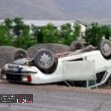 جاده مواصلاتی استان بوشهر به خوزستان باز هم حادثه آفرید / لزوم تعریض مسیر