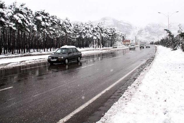 آخرین وضعیت راههای مناطق سیلزده/هشدار به مسافران استانهای شمالی و شمال غربی
