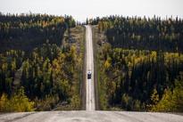 تصاویر/ دالتون خلوتترین بزرگراه آمریکا