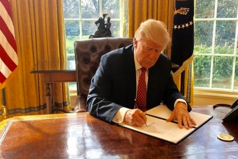 ◄ دستور جدید ترامپ دریانوردان را نیز شامل میشود