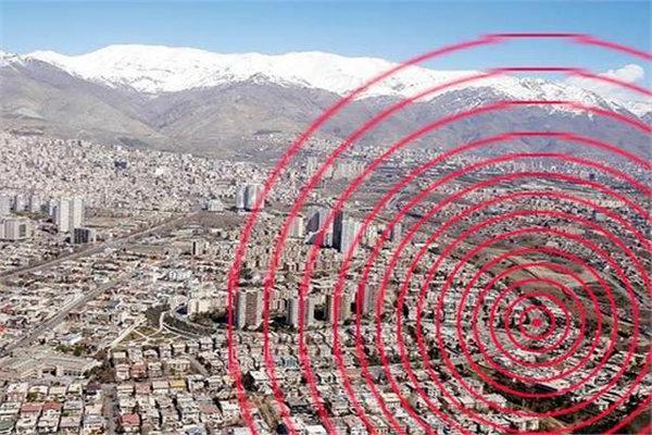 چهار منطقه تهران در برابر زلزله آسیب پذیرتر هستند
