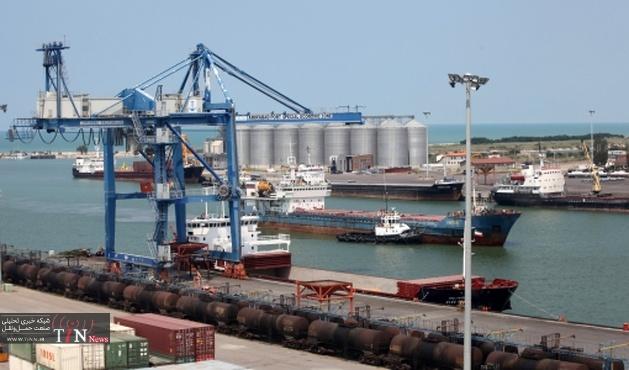 نیمنگاه ایران به توسعه ترانزیت دریایی در خزر