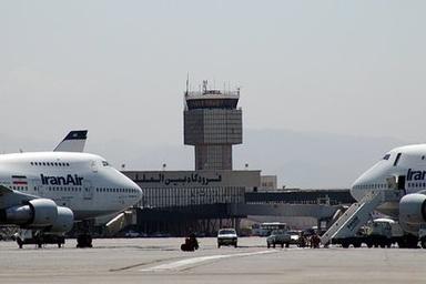 ۱۴۷۷ حاجی از فرودگاه اشرفی اصفهانی به مدینه اعزام میشوند