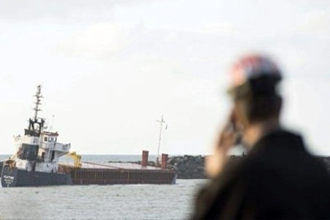 Transport Malta issues report on vessel's grounding approaching Hvide Sande