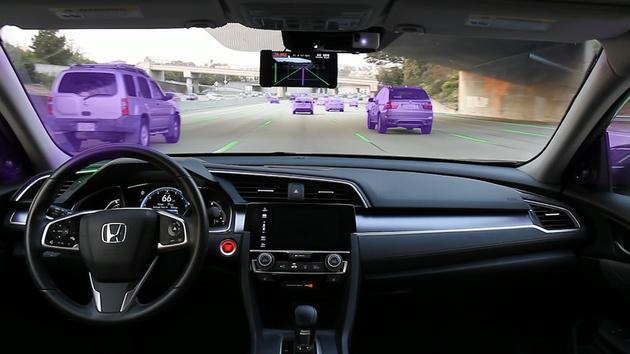 طراحی خودروی خودران با همکاری دانشگاه تهران
