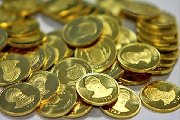 قیمت سکه طرح جدید به ۱۰ میلیون و ۷۰ هزار تومان رسید