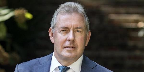 استعفا سفیر انگلیس در آمریکا