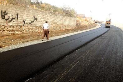 ضرورت افزایش اعتبارات بهسازی و آسفالت راه روستایی کردستان